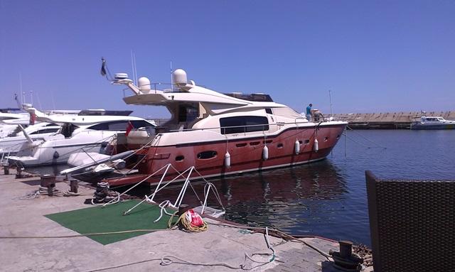 Уборка яхт и катеров в Одессе