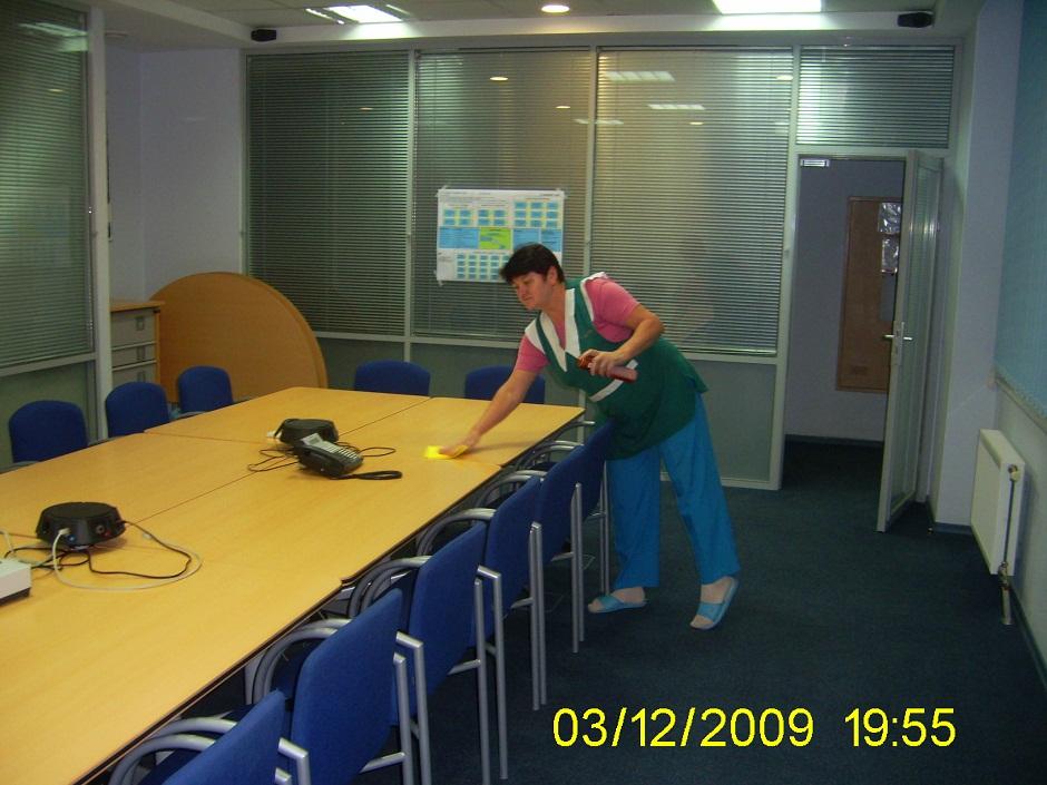Уборка офисов  фото 2