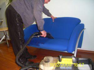 Химчистка мебели в Одессе