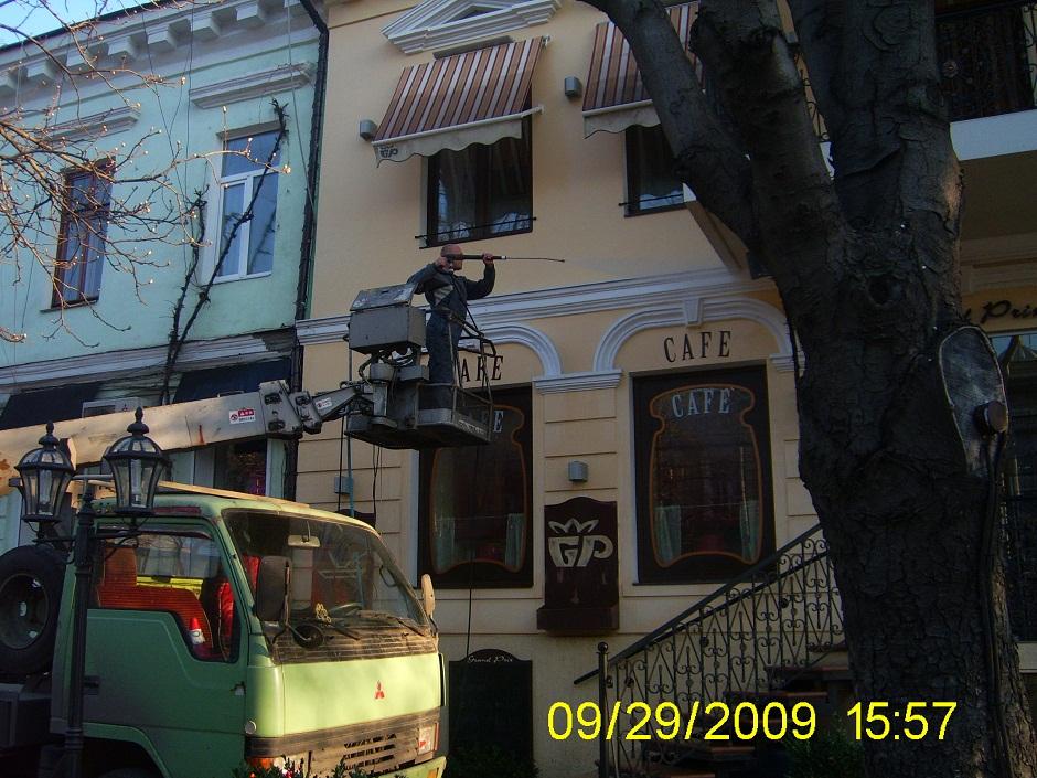 Мойка фасадов  фото 16