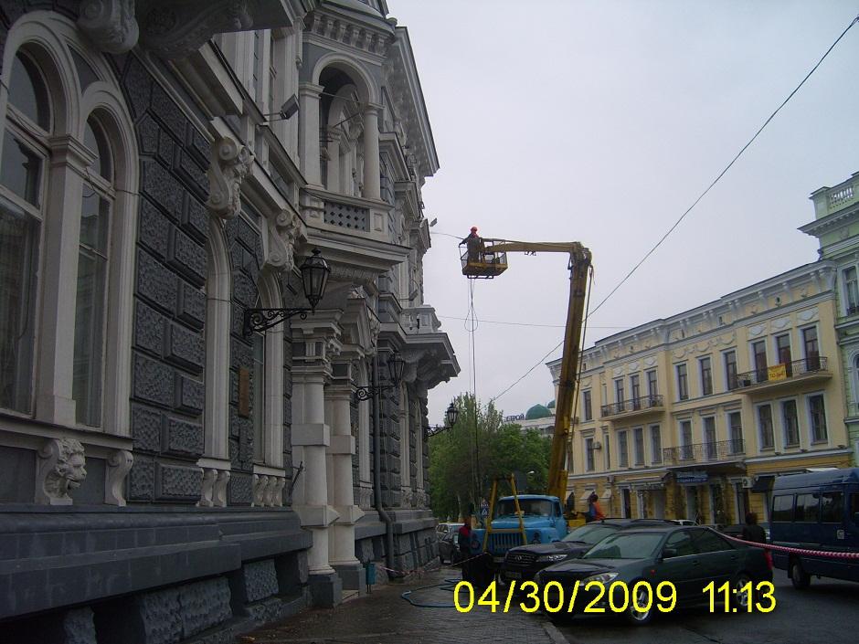 Мойка фасадов  фото 10