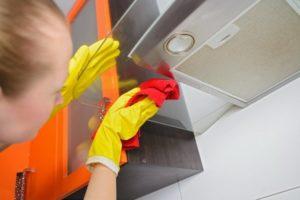 Как почистить вытяжку на кухне от жира? фото 3