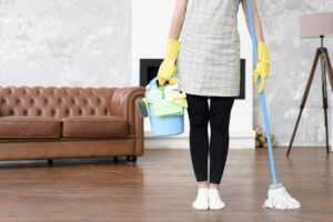 Як спростити прибирання в квартирі?